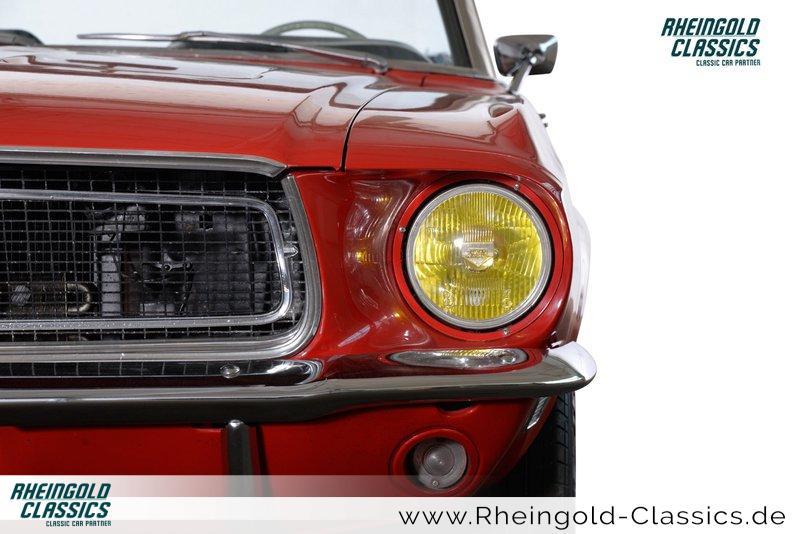 ford mustang cabrio oldtimer kaufen in k ln preis 37250 eur int nr 508rcgu verkauft. Black Bedroom Furniture Sets. Home Design Ideas