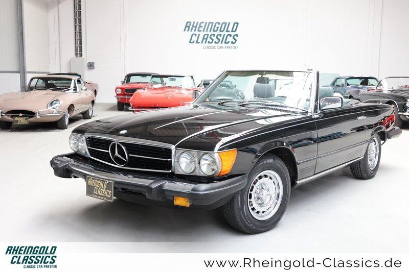 mercedes benz sl 380 cabrio oldtimer kaufen in k ln preis. Black Bedroom Furniture Sets. Home Design Ideas